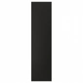 ЮДЕВАЛЛА Накладная панель/доска д/записей, антрацит, 62x240 см