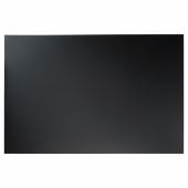 СВЕНСОС Доска для записей, черный, 40x60 см