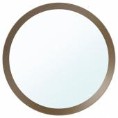 ЛАНГЕСУНД Зеркало, бежевый, 50 см