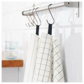 ИКЕА/365+ Полотенце кухонное,белый
